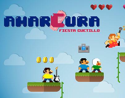 AMARCURA - Campaña.