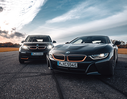 BMW i Roadstyle Edition