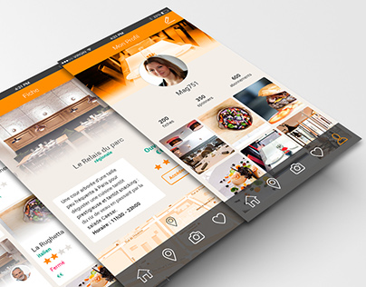 Spoon - Application mobile