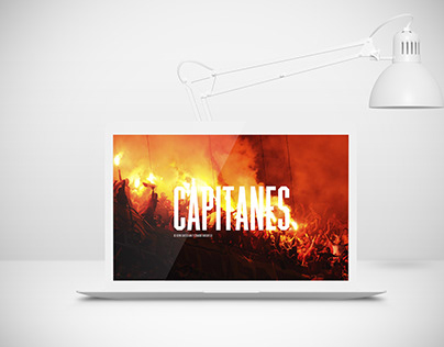 Maquetación Dossier 'Capitanes'
