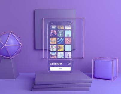 Glass Phone