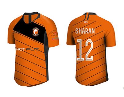 SUFC Jersey Design