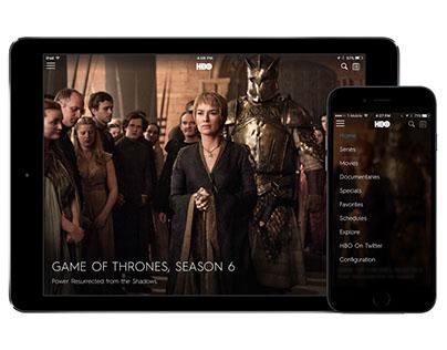 HBO Promo App