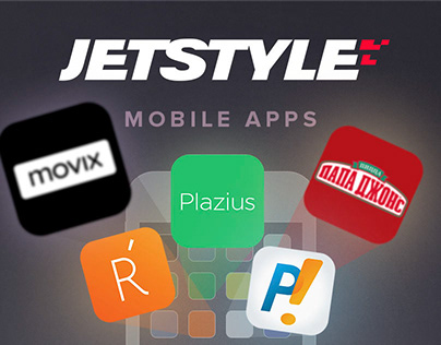 Some of our mobile apps
