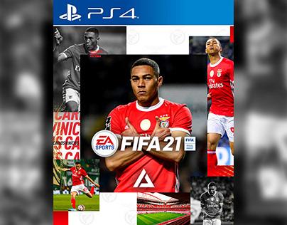 Carlos Vinícius FIFA 21 Cover