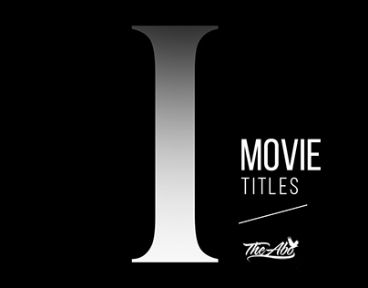 I MOVIE titles I
