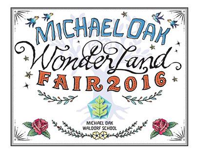 Michael Oak Fair 2016 _ WonderLand