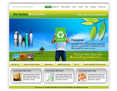 Eastern Municipality Website