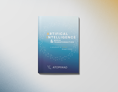 A playbook to restart - booklet design