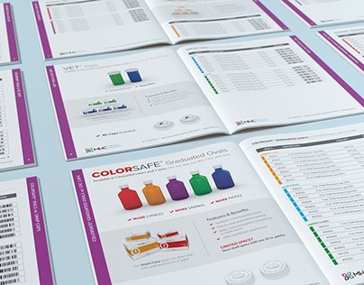 Colorsafe Sample Pack & Product Catalog