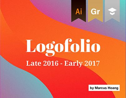 Logofolio - Late 2016 - Early 2017