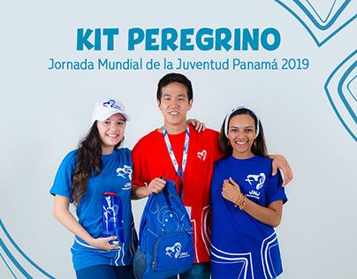 Kit Peregrino | JMJ Panamá 2019