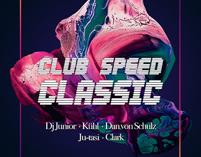 Club Speed Classic - party series