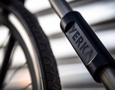 Yerka Bikes | Branding & e-commerce