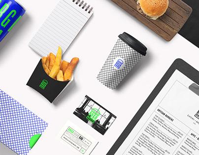 BRGR / Branding + Packaging