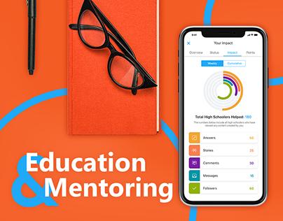 Platform For Education & Mentoring