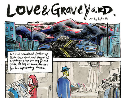 Love & Graveyard