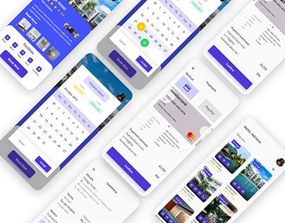 Hotel Booking - App Exploration