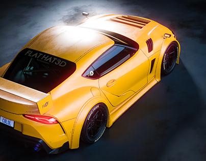 Supra GT LM