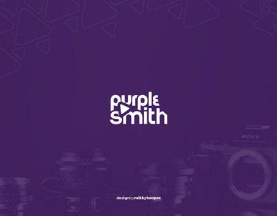 purple smith (branding)