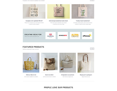 TOTE BAGS STORE