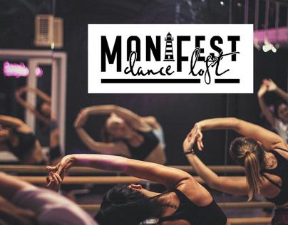 Landing page creation for Dance studio manifest
