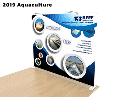 Trade Show Booth Design Aquaculture