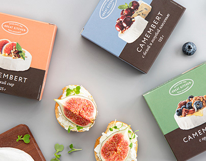 Great Kitchen — Branding and Packaging