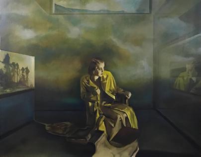 selbstbetrachtung - 2018 - andré schmucki