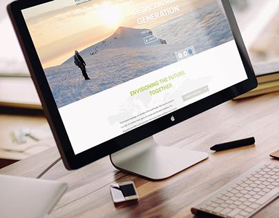 Energy Generation Website