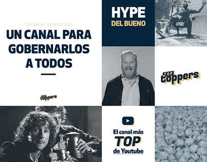Top Toppers: un canal de entretenimiento.