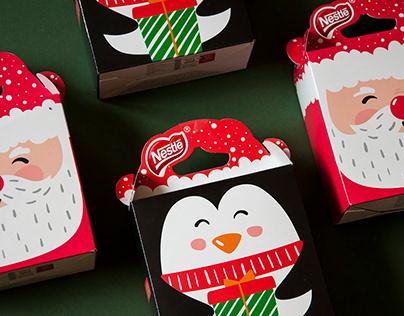Nestle. Christmas gifts