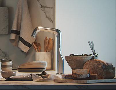 DW Kitchen