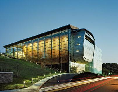 Experimental Media and Performing Arts Center (EMPAC)