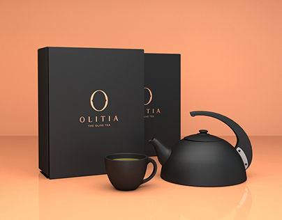 OLITIA The Olive Tea