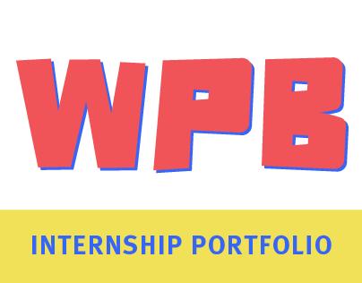 Wicker Park Chamber of Commerce - Internship Portfolio