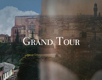 Grand Tour - meditating Italy 2020 [VIDEO]