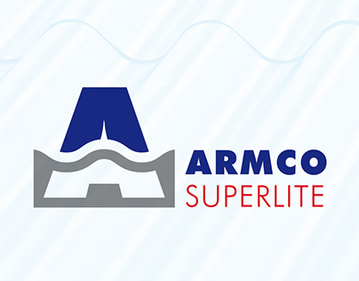 Armco Superlite Logo Design