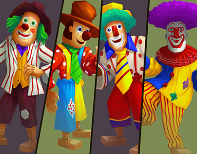 Joker #Character Design