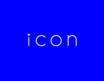 Feature brand Icon design