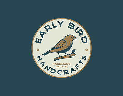 Early Bird Handcrafts Logo