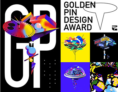 Golden Pin Design Award 2019 Branding