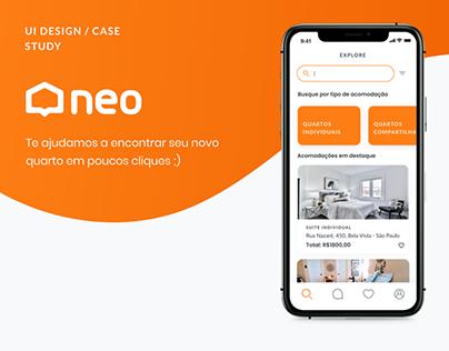UI Design Case Study - NEO