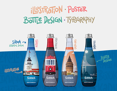 Istanbul Illustration - SIRMA Water