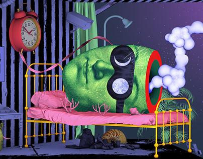 BBC Science Focus - illustrations