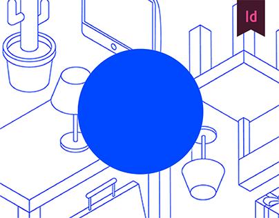 Maak Exhibition : Blue-Dot Branding & Art directing