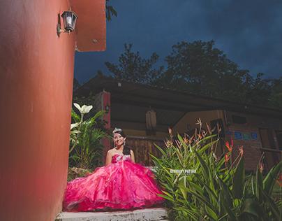 Shooting/Sesion de 15 Años Yanzaza Fernanda Romero