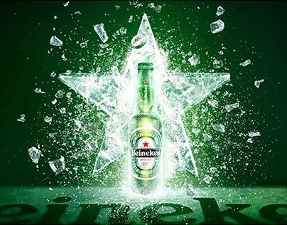 Heineken Extra Cold Ipad game