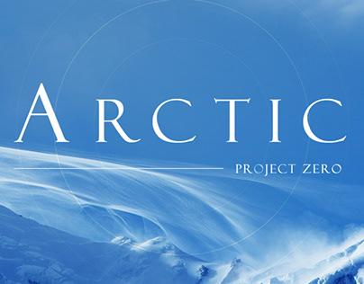 Landing page Arctic travel