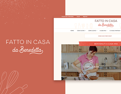 Fatto in casa da Benedetta - Branding and Website